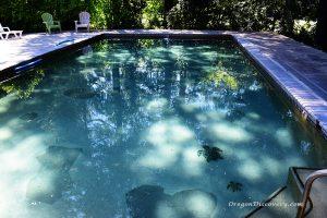 Belknap Hot Springs - Upper Pool
