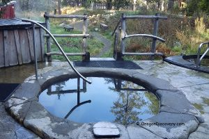 Breitenbush Hot Springs - Hot Pool