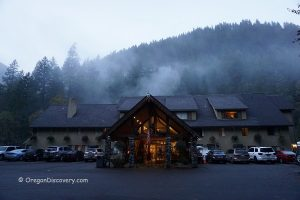 Belknap Hot Springs - Office and Lodge