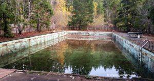 Breitenbush Hot Springs - Old Pool