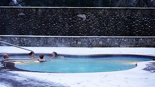 Bonneville Hot Springs, WA – Cascades