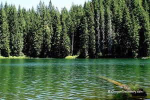 Patjens Lakes