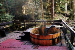 Bagby Hot Springs