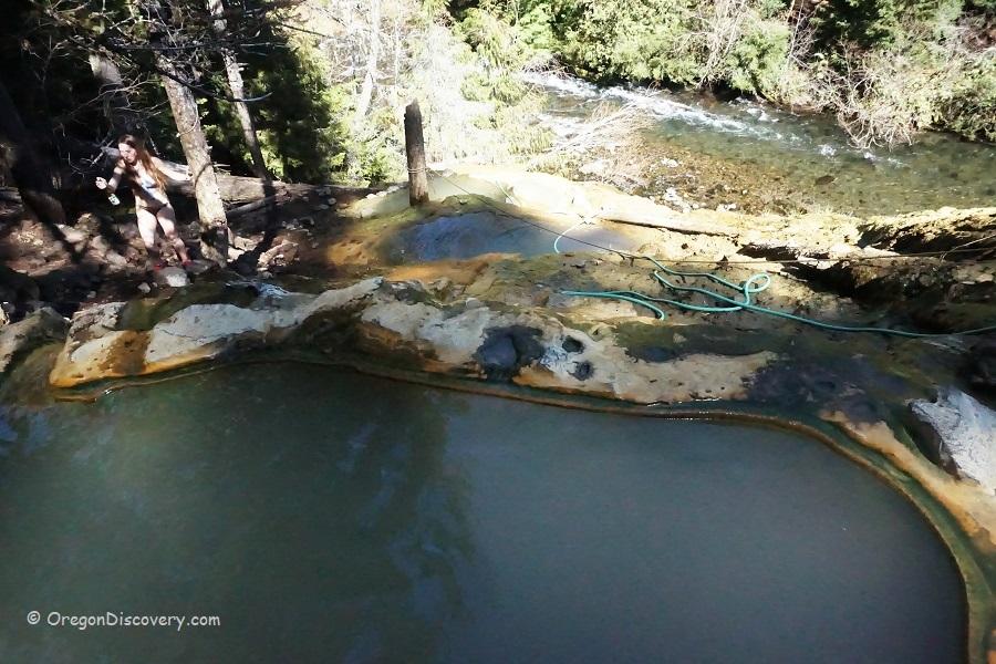 Umpqua Hot Springs