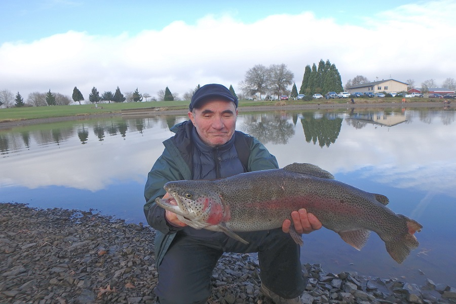 Trout fishing oregon oregon discovery for Where to buy oregon fishing license