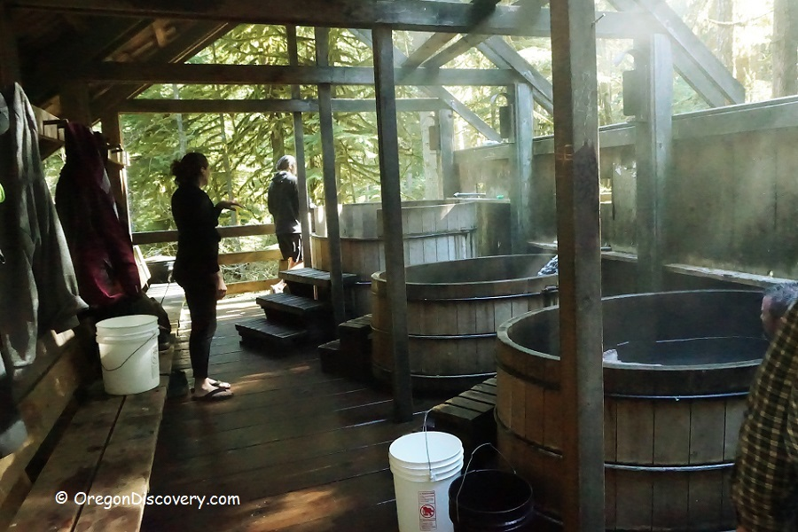 Bagby Hot Springs - Cascades - Oregon Discovery