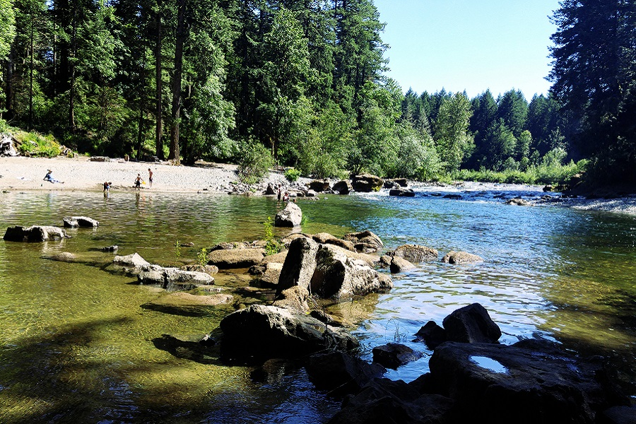 North Fork Park – Little North Fork of the Santiam River