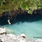 Blowout Creek Swimming