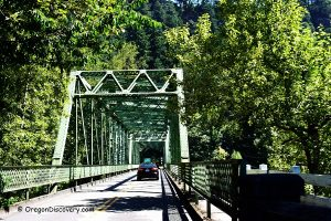 The Sandy River Bridge