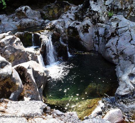 Salmon Falls - Little North Fork Santiam River