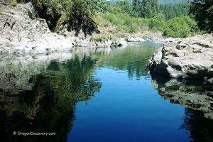 Smith Homestead - Wilson River