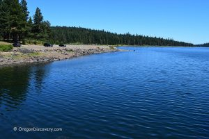 Hyatt Reservoir Oregon