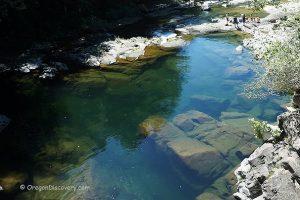 Dougan Falls Swimming Hole