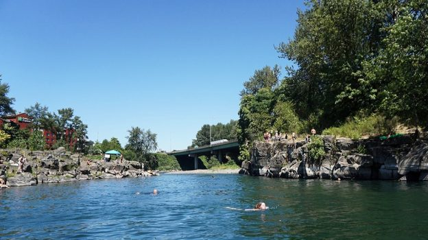 Best Swimming Holes near Portland
