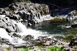 Lucia Falls Washington
