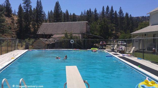 Ritter Hot Springs – Northeastern Oregon