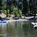 Scout Lake Swimming