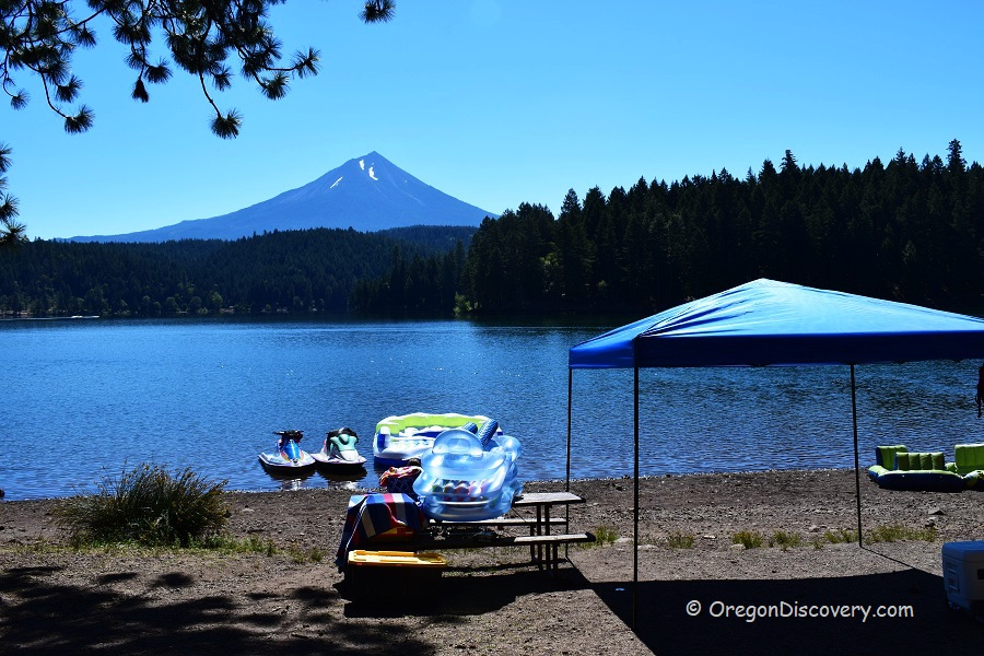 Willow Lake – Southern Oregon