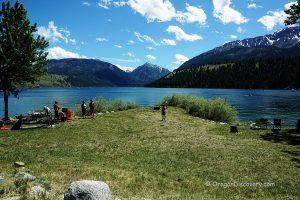 Wallowa Lake - Oregon