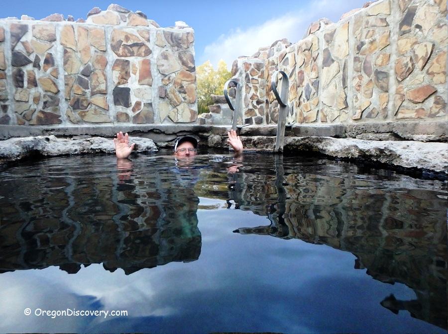 Hart Mountain - Antelope Hot Springs