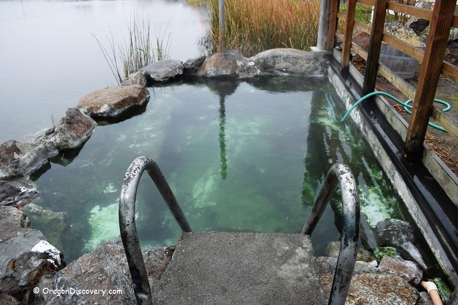 Hot Lake Springs - Pool