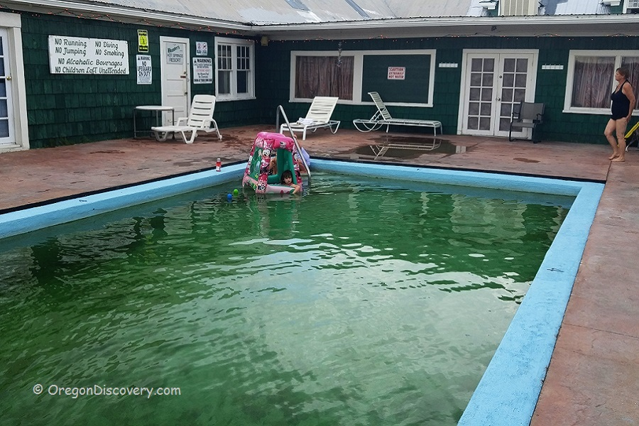 Hunters Hot Springs