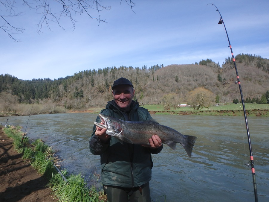 Steelhead fishing oregon oregon discovery for Oregon steelhead fishing
