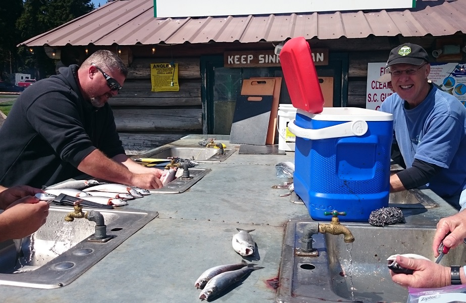 Kokanee Fishing – Oregon