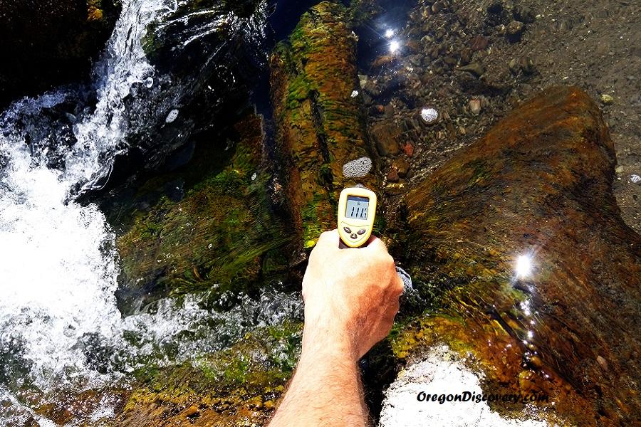 Bog Hot Springs | Oregon - Nevada Border - Oregon Discovery