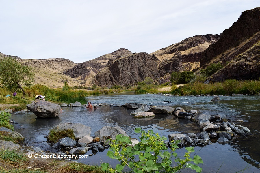 Snively Hot Springs - Eastern Oregon - Oregon Discovery