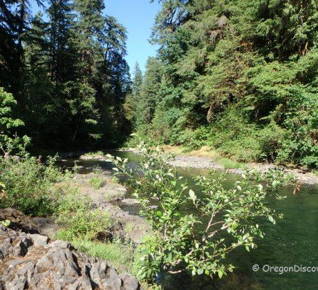 Fall Creek - Big Pool