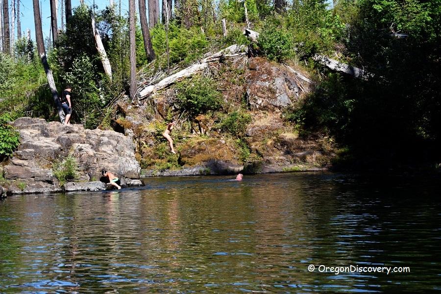 Clark Creek