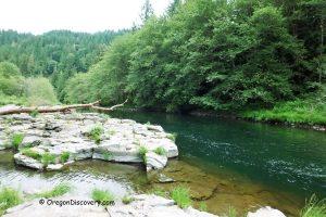 Molalla River Day Use Site 4