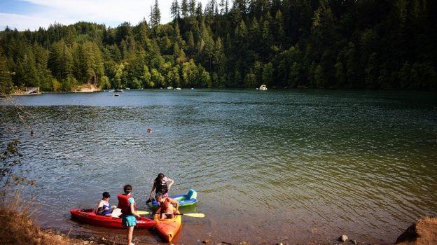 Sunnyside County Park – Foster Lake