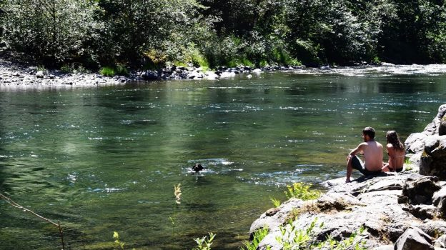 Big Eddy Day Use Area – Clackamas River