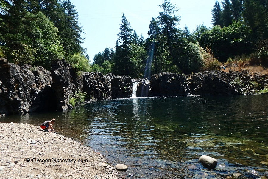 Best Swimming Holes near Eugene - Oregon Discovery