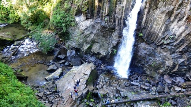 Drift Creek Falls Hike | Oregon Coast