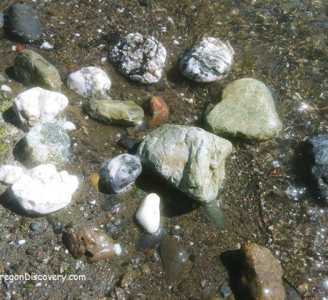 Pistol River - Oregon Coast Rockhounding