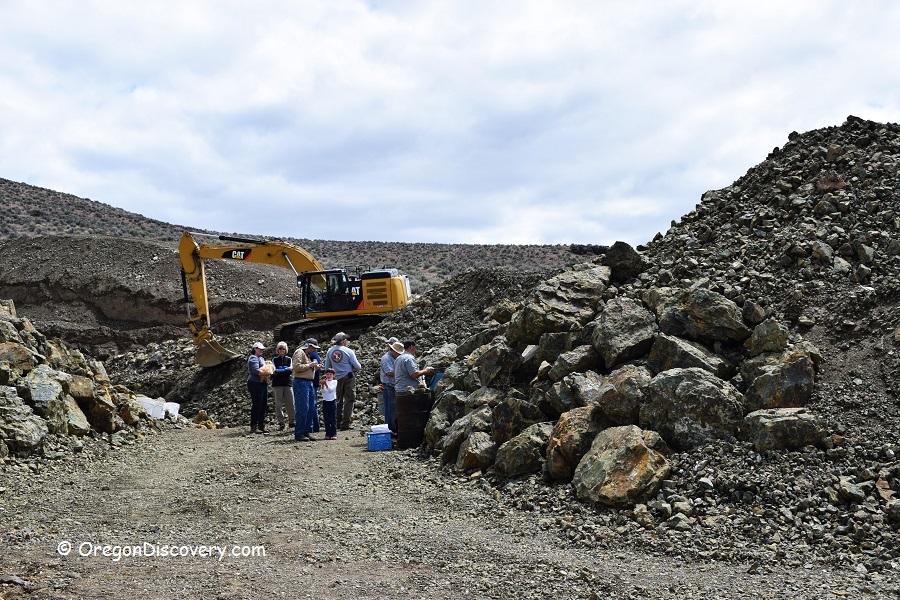 Blue Mountain Mine