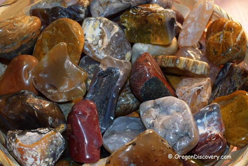 Fossils, Rocks & Minerals - Oregon