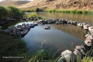 Juntura Hot Springs - Riverside Pool