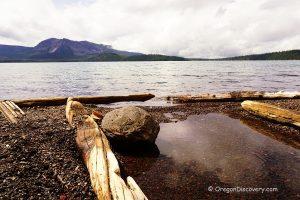 Paulina Lake Hot Springs