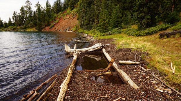 Paulina Lake Hot Springs – Central Oregon