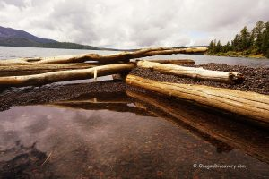 Paulina Lake Hot Springs