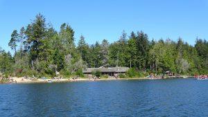 Cleawox Lake - Honeyman State Park