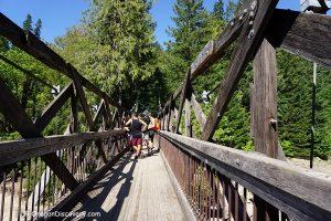Blowout Creek Footbridge