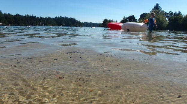 Woahink Lake – Oregon Coast