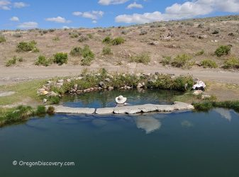 Willow Creek Hot Springs | Whitehorse Ranch Hot Springs – Eastern Oregon