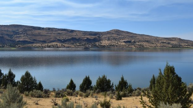 Beulah Reservoir & Hot Springs – Eastern Oregon