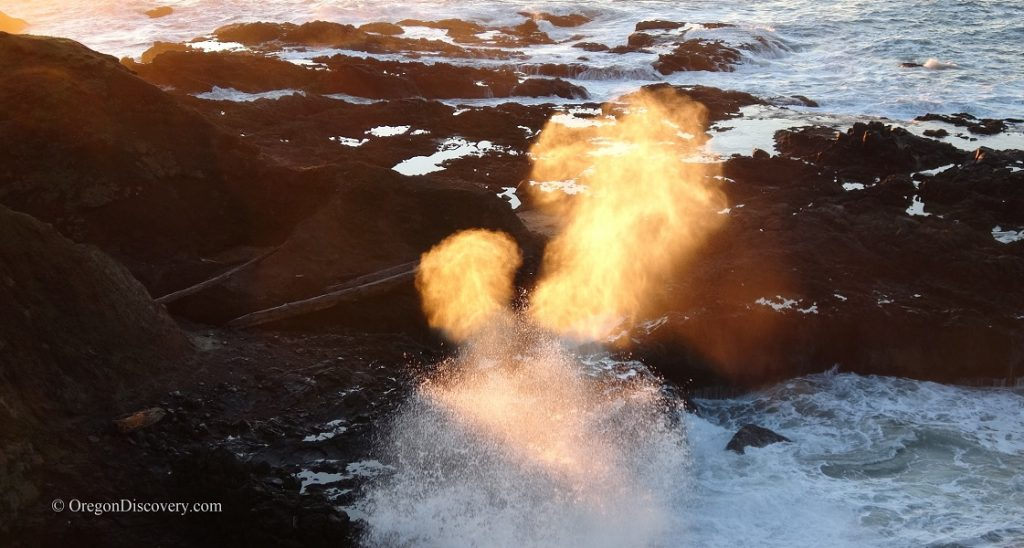Spouting Horn - Cape Perpetua